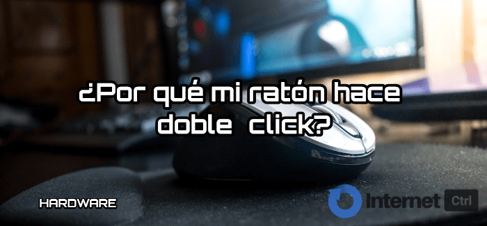 soluciones al problema del doble click en el raton