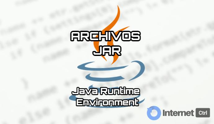 aprende a ejecutar archivos JAR con su entorno JAVA RUNTIME ENVIRONMENT